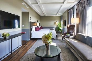 Loft Suite, 2 Double Beds
