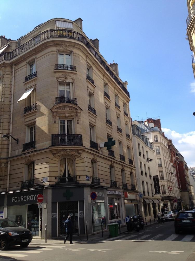 호텔 엘리제 플로베어(Hotel Elysées Flaubert) Hotel Image 51 - Exterior detail