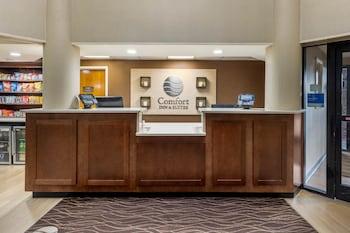 漢密爾頓廣場凱富套房飯店 Comfort Inn & Suites Hamilton Place