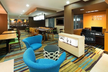聖安東尼奧機場 - 北極星購物中心萬豪套房費爾菲爾德飯店 Fairfield Inn & Suites San Antonio Airport/North Star Mall