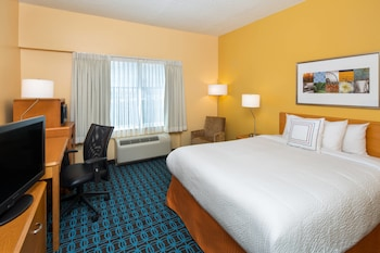 Hotel - Fairfield Inn & Suites San Antonio Airport/North Star Mall