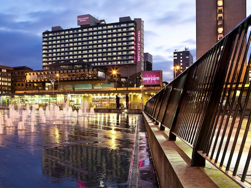 . Mercure Manchester Piccadilly Hotel