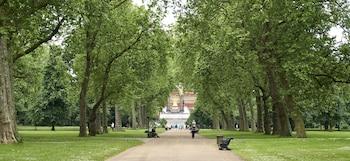 倫敦海德公園華美達飯店