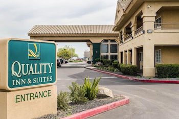 Hotel - Quality Inn & Suites Lathrop - South Stockton