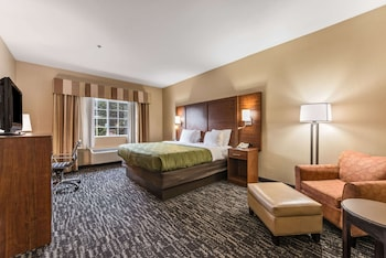 亨德森維爾-弗拉特羅克凱藝套房飯店 Quality Inn & Suites Hendersonville - Flat Rock
