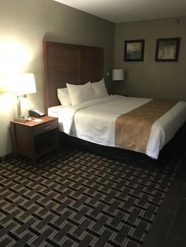 1 King Bed Non-Smoking Upgrade