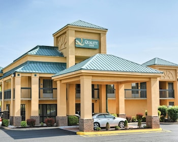 Hotel - Quality Inn Thornburg