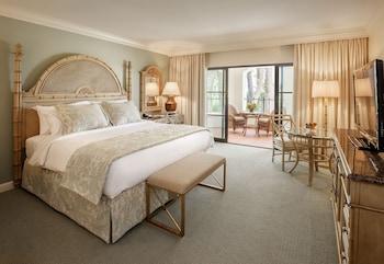 Ground Floor Room, 1 King Bed, Patio