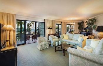 Luxury Suite, 1 Bedroom, Ocean View (Anacapa)