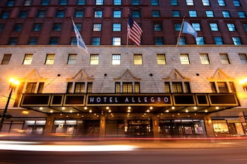 歡快皇家索內斯塔飯店 The Allegro Royal Sonesta Hotel