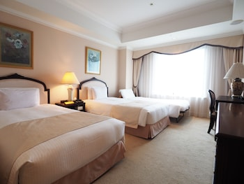 Moderate Twin Room + 1 Extra Bed (29sqm), Non Smoking