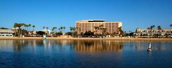 瑪麗安德爾灣萬豪飯店 Marriott Marina del Rey