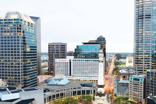 . Sheraton Indianapolis City Centre Hotel
