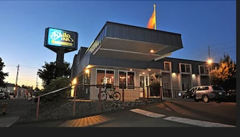 希洛玫瑰園飯店 - 奧勒崗 Shilo Inn Rose Garden - Oregon