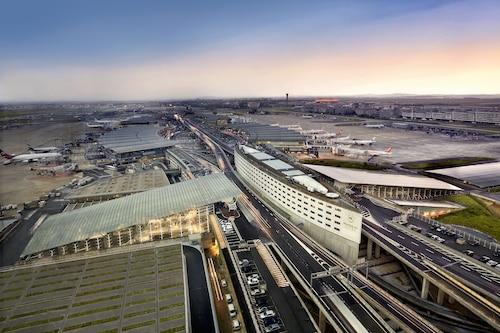 Sheraton Paris Airport Hotel & Conference Centre, Seine-Saint-Denis
