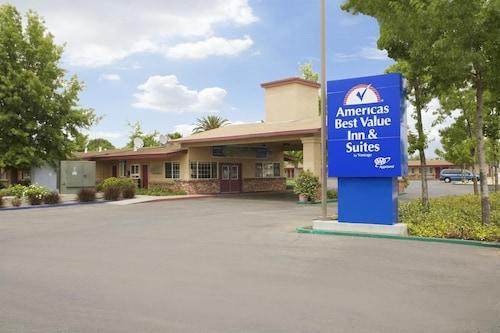 . Americas Best Value Inn & Suites Oroville