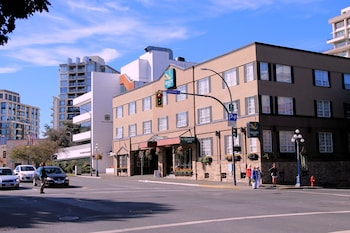 Hotel - Quality Inn Downtown Inner Harbour