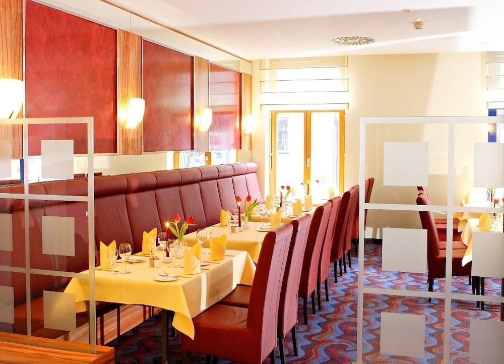 하르처 쿨투어- & 콩그레스호텔 베르니게로데(Harzer Kultur- & Kongresshotel Wernigerode) Hotel Image 31 - Restaurant