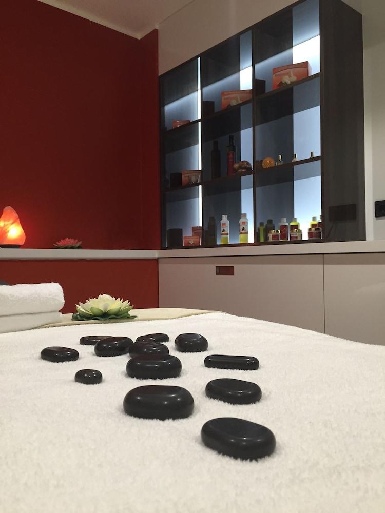 하르처 쿨투어- & 콩그레스호텔 베르니게로데(Harzer Kultur- & Kongresshotel Wernigerode) Hotel Image 21 - Treatment Room