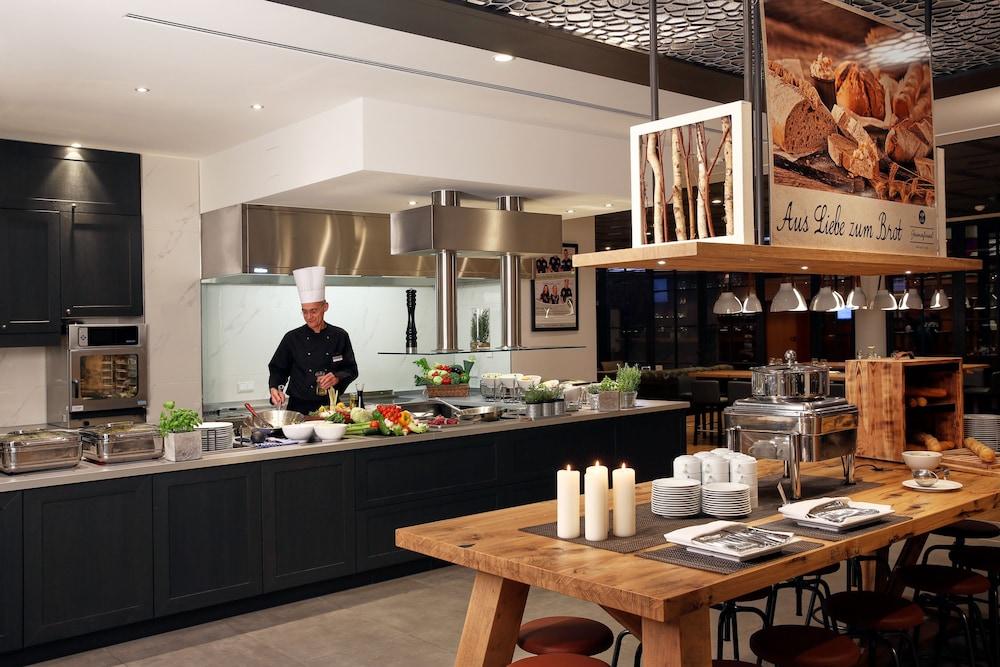 H4 호텔 라이프치히(H4 Hotel Leipzig) Hotel Image 20 - Breakfast buffet