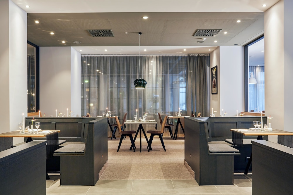 H4 호텔 라이프치히(H4 Hotel Leipzig) Hotel Image 19 - Restaurant