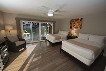 Deluxe Garden Cottage Room