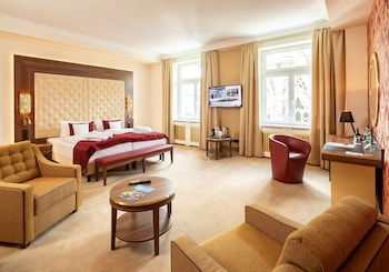 Premium Tek Büyük Yataklı Oda (comfort)
