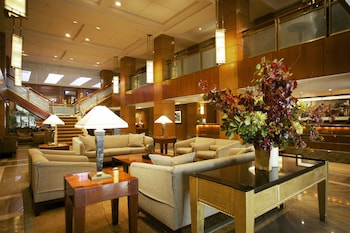 Interior Entrance at The Kitano Hotel New York in New York