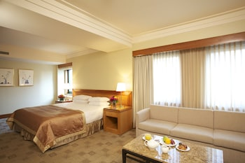 Junior Suite, 1 King Bed