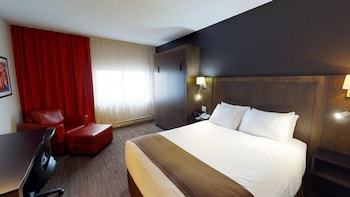 Comfort Room, Sea View (1 Queen & 1 Double)