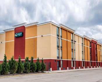 特雷霍特大學區凱藝飯店 Quality Inn Terre Haute University Area