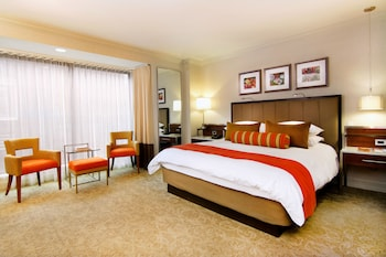 City Room, 1 Queen Bed