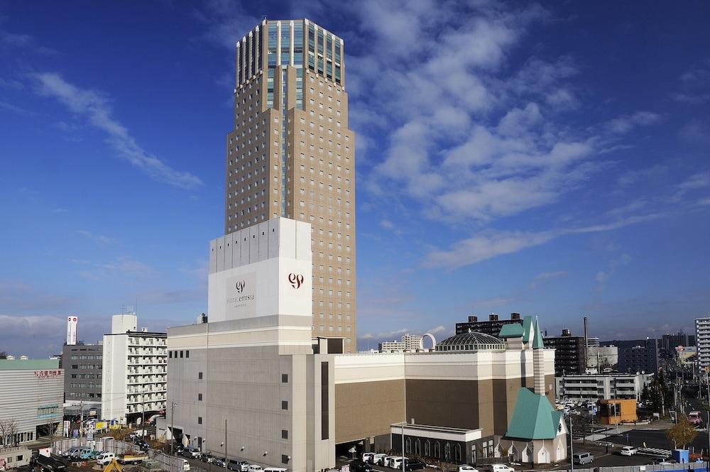 ホテル エミシア 札幌