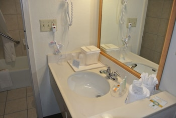 Quality Inn and Suites - Bathroom  - #0