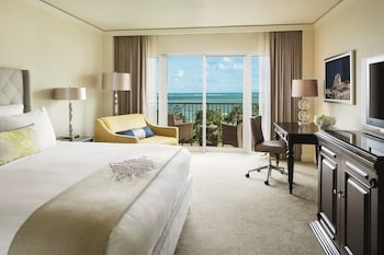 Room, 1 King Bed, Balcony, Ocean View