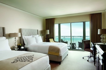 Club Room, 2 Double Beds, Balcony, Ocean View (Club Level)