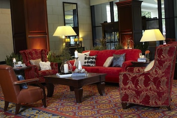 Lobby Sitting Area at The Worthington Renaissance Fort Worth Hotel in Fort Worth