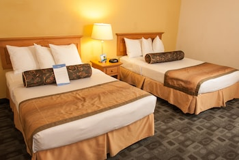 Room, 1 Double Bed, Non Smoking (Mobility/Hearing/Roll-In Shower)