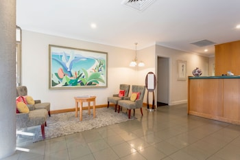 Interior Entrance at Brisbane International - Virginia in Boondall