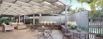 Terrace/Patio at Brisbane International - Virginia in Boondall
