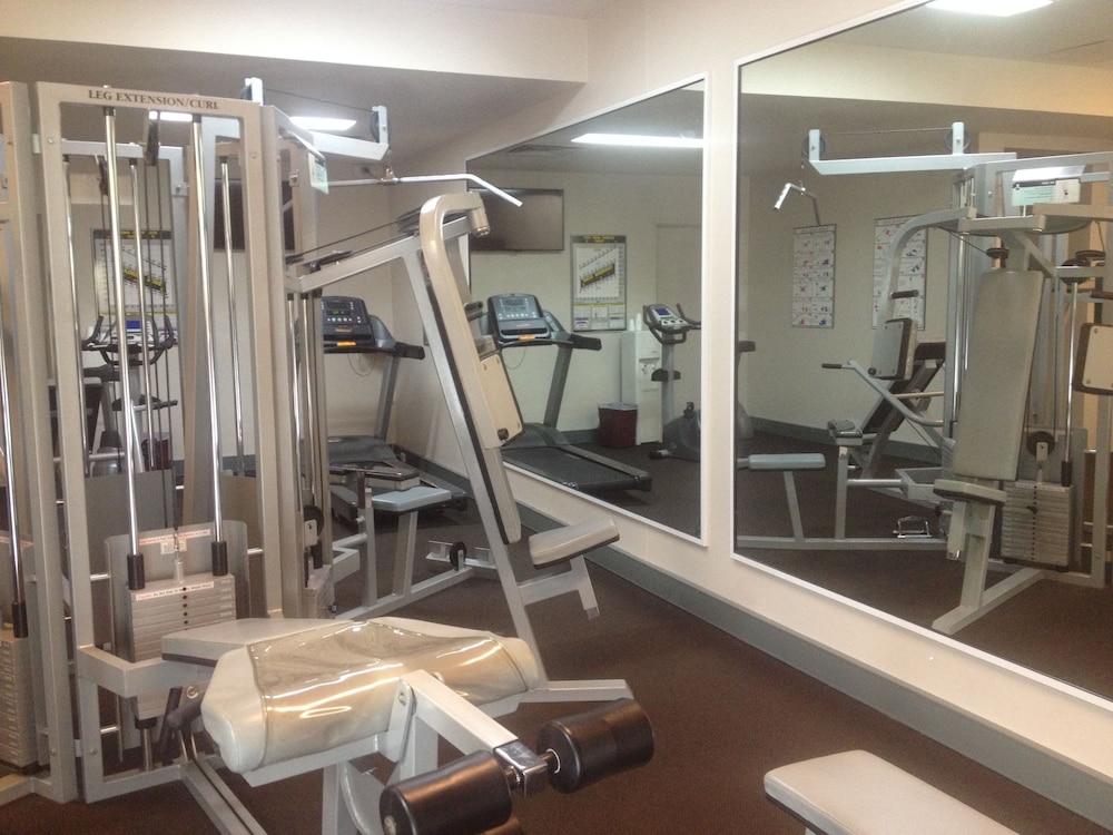 파고다 리조트 & 스파(Pagoda Resort & Spa) Hotel Image 27 - Gym