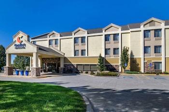 堪薩斯市-西北凱富套房飯店 Comfort Inn & Suites Kansas City - Northeast