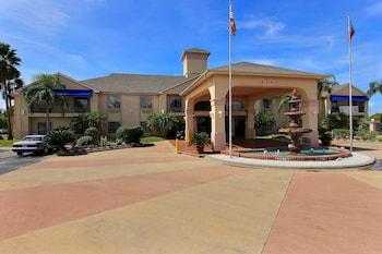 英格爾塞德-聖體市凱藝飯店 Quality Inn Ingleside - Corpus Christi