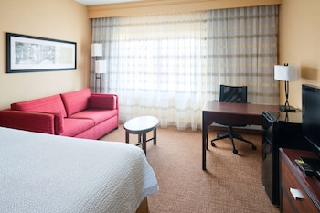 Superior Suite, 1 King Bed with Sofa bed (One Bedroom)
