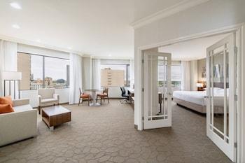 Executive Suite, 1 Double Bed, Non Smoking