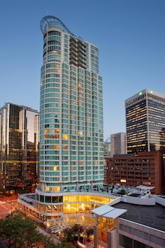 Marriott Pinnacle Downtown Vancouver