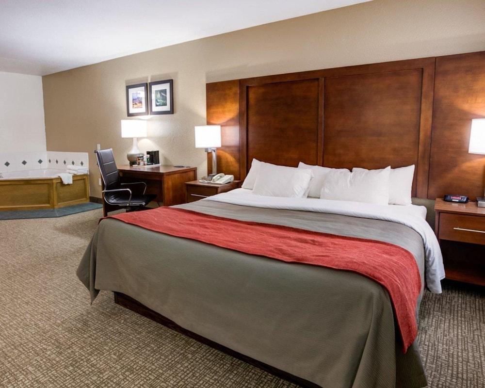 컴포트 인 커니 - 리버티(Comfort Inn Kearney - Liberty) Hotel Image 19 - Guestroom