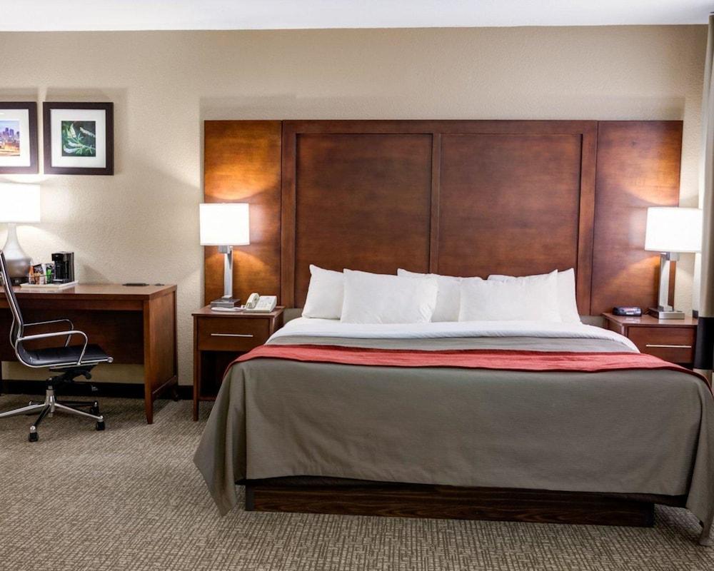 컴포트 인 커니 - 리버티(Comfort Inn Kearney - Liberty) Hotel Image 12 - Guestroom