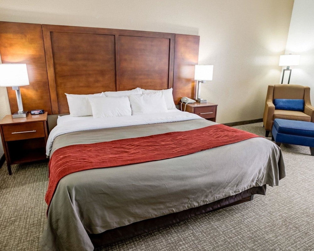컴포트 인 커니 - 리버티(Comfort Inn Kearney - Liberty) Hotel Image 15 - Guestroom