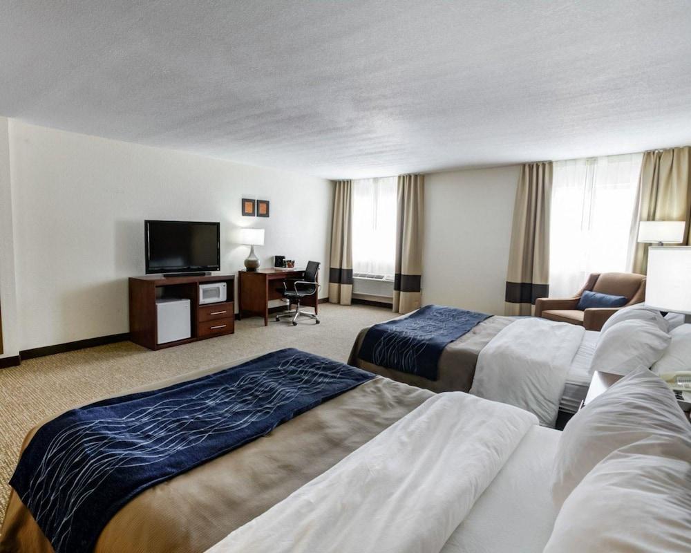 컴포트 인 커니 - 리버티(Comfort Inn Kearney - Liberty) Hotel Image 16 - Guestroom